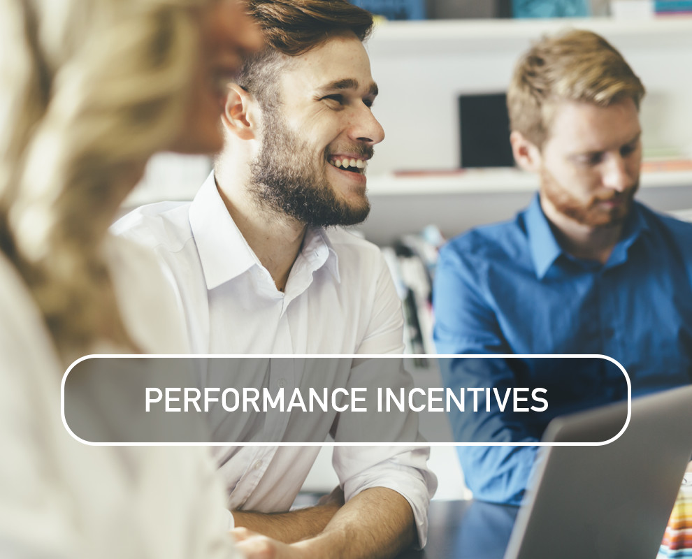 Performance Incentives improve sales & reduce costs by maximizing performance of your people