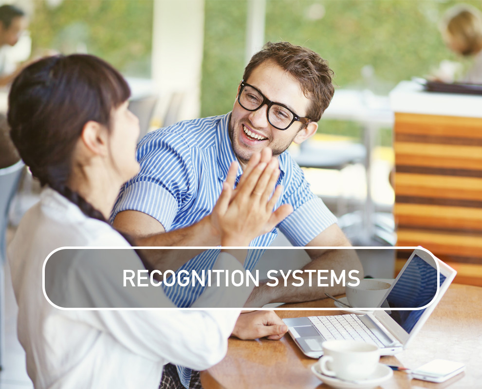 Recognition Systems motivate & engage employees by reinforcing their achievements