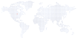 World Map - Incentive Services Headquarters