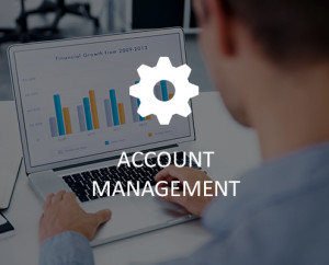 Account Management - Hover