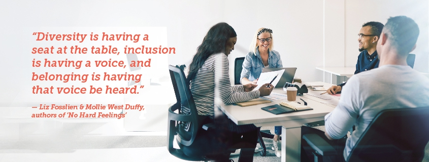 Equity Diversity Inclusion Blog Post